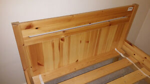 single bed-moving sale