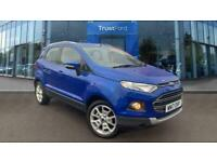 2017 Ford Ecosport 1.0 EcoBoost Titanium 5dr [17in] **One Previous Owner, Keyles