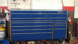 large snap on tool box