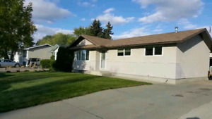 July 1st 3 Bedroom house