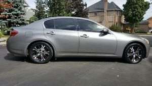 2007 Infiniti G35x $5000 UPGRADES CERTIFIED