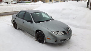 2003 Pontiac Sunfire SL Berline