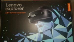 lenovo explorer VR system g0a20002ww MINT CONDITION!!