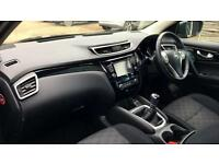 2014 Nissan Qashqai 1.2 DiG-T N-Tec+ 5dr Manual Petrol Hatchback