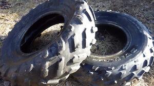 2 ATV Tires