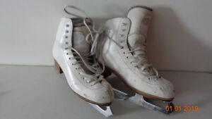 patins de patinage artistique GAM