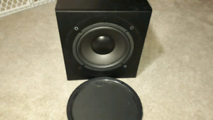 "Polk Audio 10"" PASSIVE Subwoofer $20"