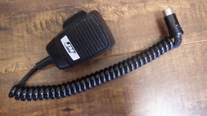 J&M CB radio hand microphone