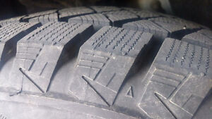 20' Aluminum rims and tires set brand new condition