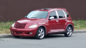 2004 CHRYSLER PT CRUISER LIMITED. 2200 DOLLARS