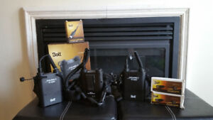 Bolt Cyclone DR PP-400DR Power Pack for Canon Flashes