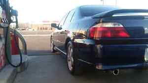 Acura TL type s A spec