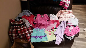 Girl's 18-24 month clothes London Ontario image 1