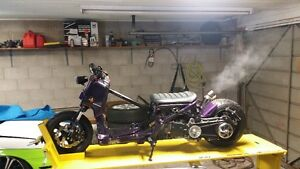 Custom 2003 honda ruckus Kitchener / Waterloo Kitchener Area image 4
