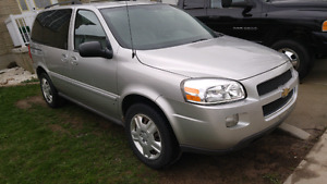 2009 Chevy uplander ONLY 125000 kms
