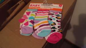 Baby socks size 12-24 months
