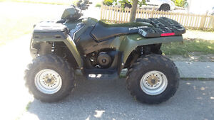 OVER $60,000 WORTH OF USED POLARIS ATV PARTS IN STOCK