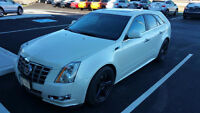 2014 Cadillac CTS4 Luxury Wagon