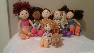 GROOVY GIRLS COLLECTION   REDUCED