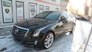 2014 Cadillac ATS Coupe Performance AWD Sedan