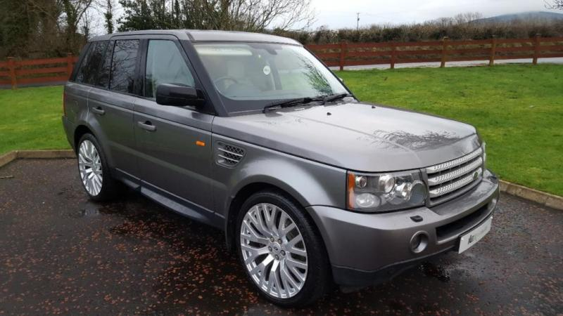 2008 08 land rover range rover sport 3 6 tdv8 sport hse 5d auto 269 bhp diesel in dungiven. Black Bedroom Furniture Sets. Home Design Ideas