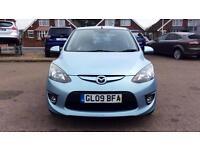 2009 Mazda 2 1.5 Sport 3dr Manual Petrol Hatchback