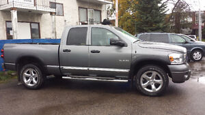 2008 Dodge QUAD CAB Laramie Pickup Truck EASY  FINANCING