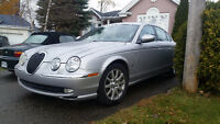 Jaguar S-TYPE Sport Sedan (Manuelle!!!!!!!!!!)