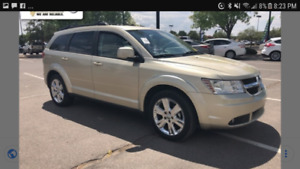 2010 - 7 PASSENGER DODGE JOURNEY SUV