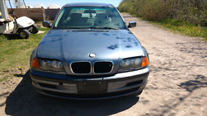 BMW E46 2000 323i Partout - last chance for cheap parts