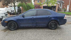 2006 Ford Fusion - 118k, As is, runs fine, needs a bit of work