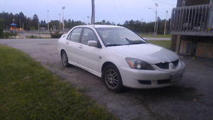 2005 Mitsubishi Lancer OZ Rally **reduced**""