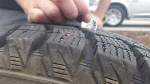 iPike RW11 Studded Winters Tires  Edmonton Edmonton Area image 2