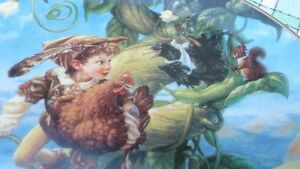 Knowles Fairy Tale Collector Plates by artist Scott Gustafston Stratford Kitchener Area image 2