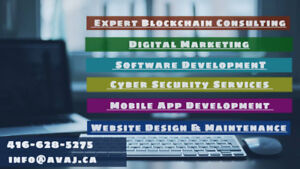 WE MAKE FINE WEB DESIGNS AND MOBILE APPS IN TORONTO