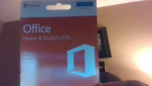Microsoft Office 2016 **BRAND NEW