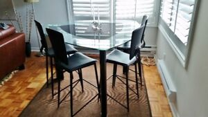Unique modern dining table
