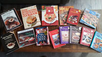 GET YOUR HOLIDAY BAKING/COOKING DONE.   COOKBOOKS