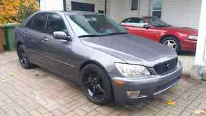 lexus is300 2002