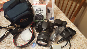 Canon Rebel T4I Camera Package
