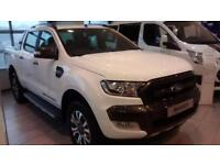 Ford Ranger 3.2TDCi Diesel (200PS) 4x4 Double Cab WILDTRAK Pickup