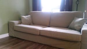 Big, comfy couch (IKEA)