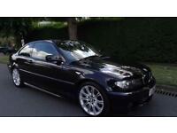 BMW 3 SERIES 325CI SPORT SSG - NEW SERVICE 2005 Manual 91611 Petrol Black