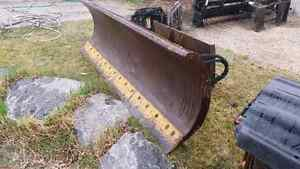 8 Foot  (96 inch) bobcat snow blade