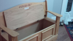 Handcrafted Deacon Bench - NEW Kitchener / Waterloo Kitchener Area image 9