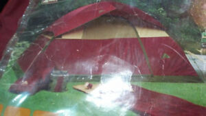 Adult Tent Sleeps 5 Camping Hiking Summer
