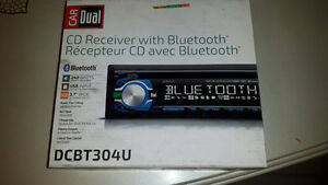Cd receiver with bluetooth West Island Greater Montréal image 6