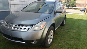 2006 Nissan Murano SL no rust 2500 or best offer