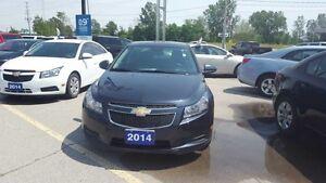 2014 Chevrolet Cruze 1LT  - Certified - Bluetooth -  OnStar -  S