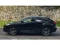 2016 Lexus RX ESTATE 450h 3.5 Premier 5dr CVT (Sunroof) Auto SUV Petrol/Electric